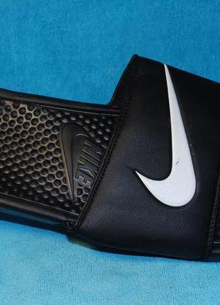 Nike шлепанцы 47 размер