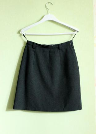 Pietro filipi классическая юбка трапеция