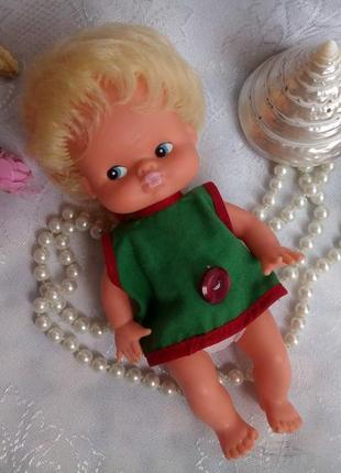 Kleinpuppen lichte кукла гдр kiss me пупс кисмишка германия в одежде