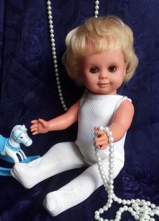Sonni кукла гдр ранний пупс 40 см 50-е винтаж в ползунках куколка