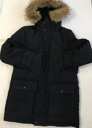 Зимова чоловіча курточка cole haan