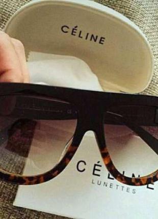 Солнцезащитные очки celine люкс