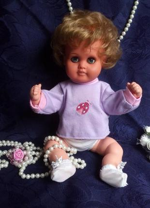 "Кукла cellba целлулоид ""русалка"" 50-е винтаж  германия пупс гдр антикварная"