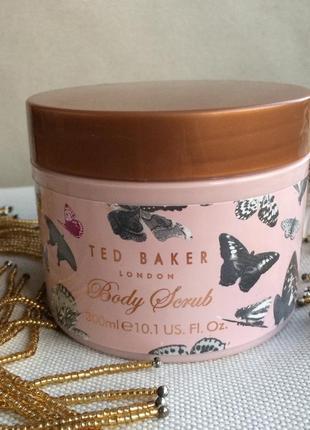 Ted baker оригинал роскошный арома скраб для тела 400 г