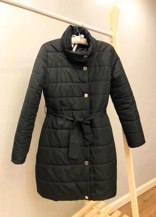 Курточка куртка-пальто довга куртка