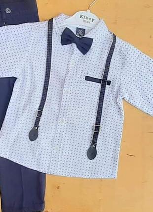 Нарядний костюмчик для хлопчика