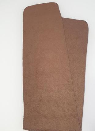 Флисовый шарфик шарф