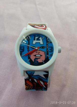 Часы детские marvel оригинал