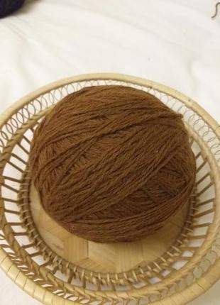 Нитки для вязания. (3856)
