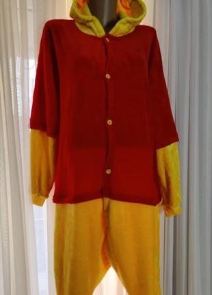 Домашний комбинезон пижама. размер m