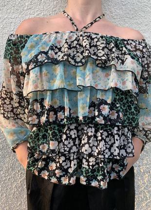 Нарядная блузка блуза