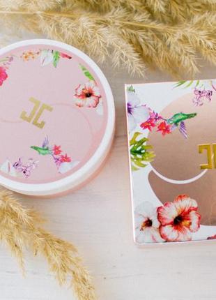 Гидрогелевые патчи jayjun roselle tea с цветами гибискуса