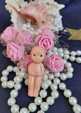 Пупс миниатюра кукла ссср аским кишинев пупсик советский целлулоид