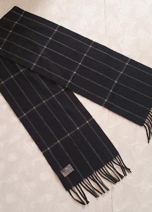Кашемировый шарф lacoste
