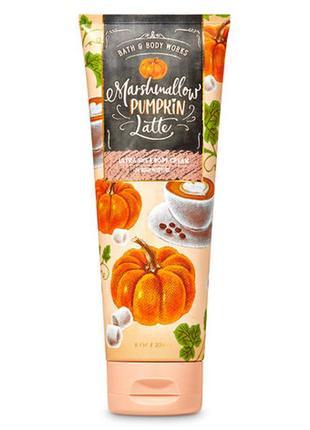 Крем для тела bath and body works marshmallow pumpkin latte