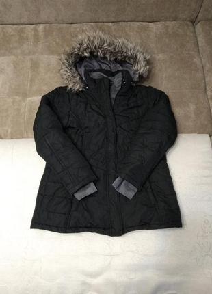 Куртка зимняя 12-14 лет