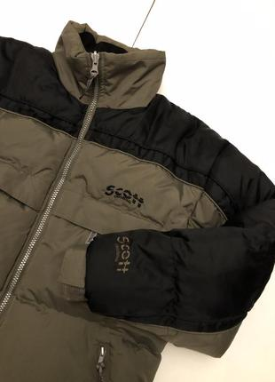 Куртка, пуховик scott origeenal