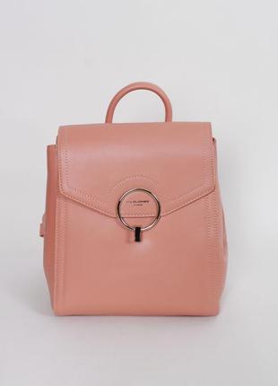 Sf007 рюкзак david jones пудра розовый