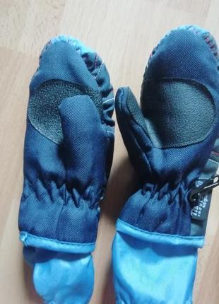 Перчатки thinsulate краги детские