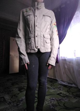 Курточка-піджак