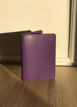 Акция!!! обкладинка на паспорт зі шкіри, hand made, обложка на паспорт