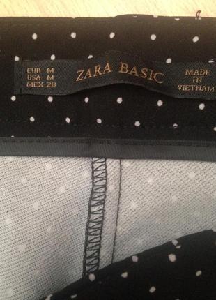Zara  в горох