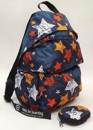 Рюкзак с защитой карманов от краж и дождей - lockbag вместе с safecase в комплекте