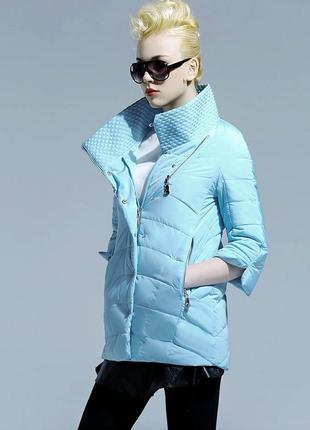 Распродажа! стильная куртка- ультра модная модель 2019
