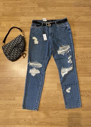 Новые джинсы vero moda 32 p.l