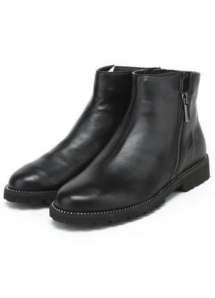 Новые кожаные полуботинки/полусапожки caprice, германия.