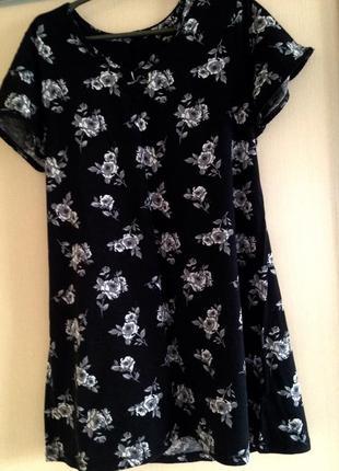Ночнушка ночная сорочка от mark&spencer