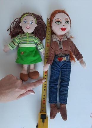 Мягкая игрушка кукла тильда набор кукол ручная работа