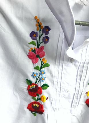 Блуза вышиванка hand made