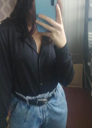 Рубашка женская базовая