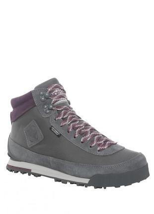 Оригинальные ботинки для активного отдыха the north face back  (nf00a1mftav1)