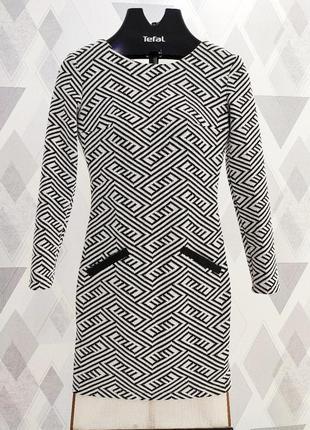 Шикарное качественное платье по фигуре осеннее весеннее зимнее обмен