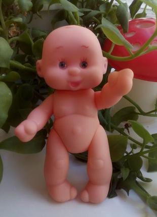Yogurtinis кукла пупс резиновый ароматный винтаж винил голыш мальчик малыш