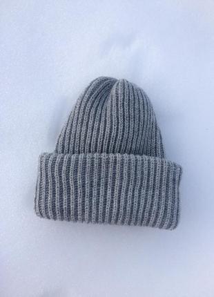 Объёмная шапка такори