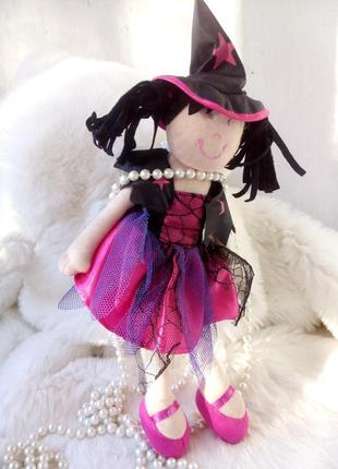 Фея звездочет кукла текстильная оригинал винтаж куколка