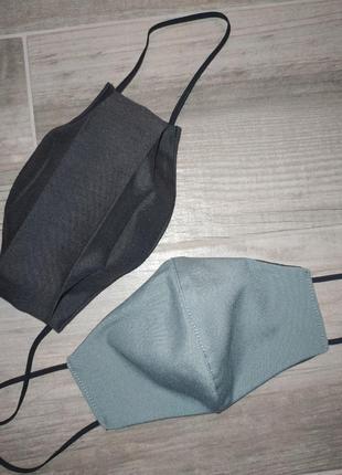 Защитная маска, многоразовая маска тканевая