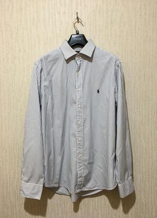 Стильна сорочка polo ralph lauren