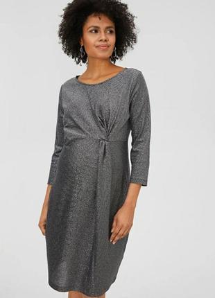 Нарядное платье для беременных и не только yessica