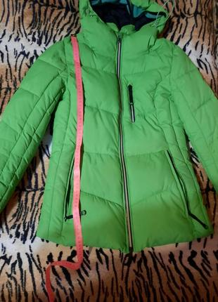 Курточка тёплая зима
