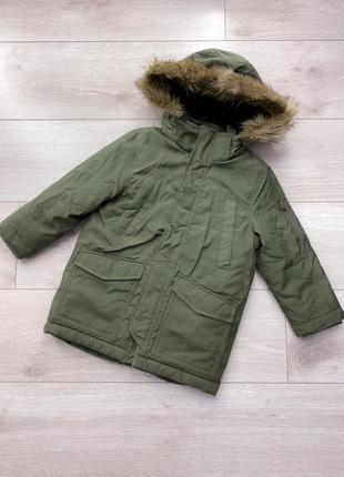 Зимняя куртка парка h&m (не zara)