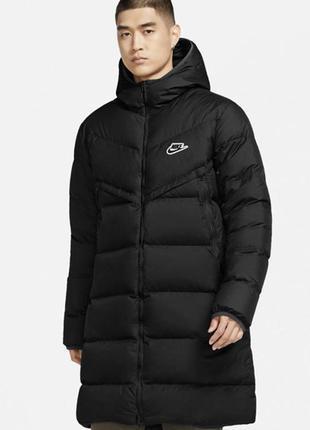 Пальто nike xl размер