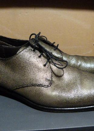 Кожаные туфли lloyd (германия), к5