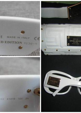 Gianni versace couture limited edition sunglasses