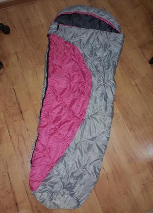 Спальный мешок кокон детский