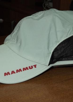 Кепка mammut
