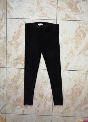 Bluezoo велюровые лосины, штаны 134 - 140 размер